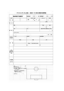 03アンジュヴィオレ広島 2016年度セレクション実施要項